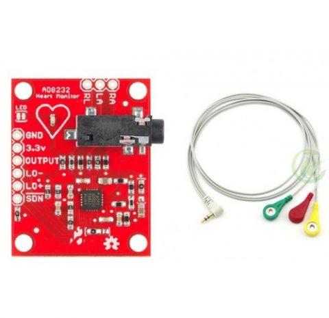 ad8232 ecg module