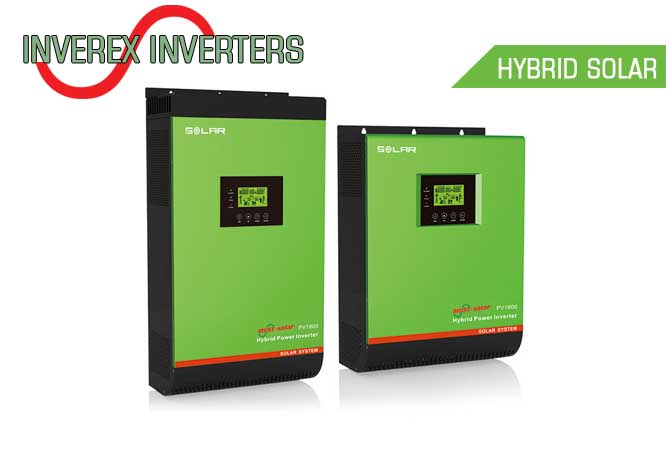 Inverex Hybrid Inverter