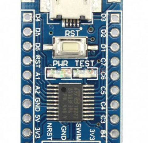 STM32F429 DISCOVERY ARM BOARD WITH TOUCH LCD IN PAKISTAN