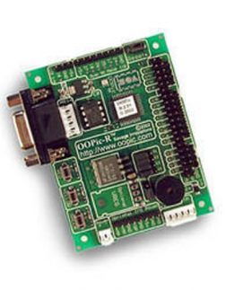 40 Pin PIC PLC Microcontroller Card