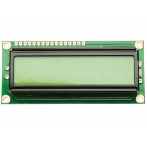 lcd 16X2 GREEN
