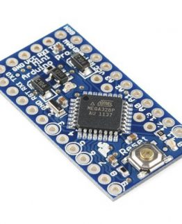 ATmega32U4 running at 5V/16MHz