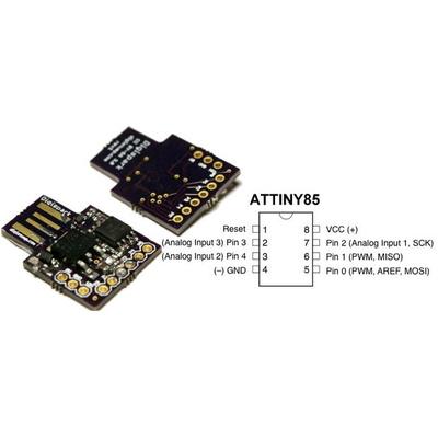 Digispark ATtiny85 USB A Developing Board In Pakistan