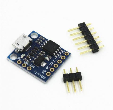 Digispark ATTINY85 Arduino General Purpose Micro USB Development Board