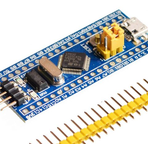 STM32F103C8T6 ARM STM32 Cortex-M3 Minimum System Development Board In Pakistan