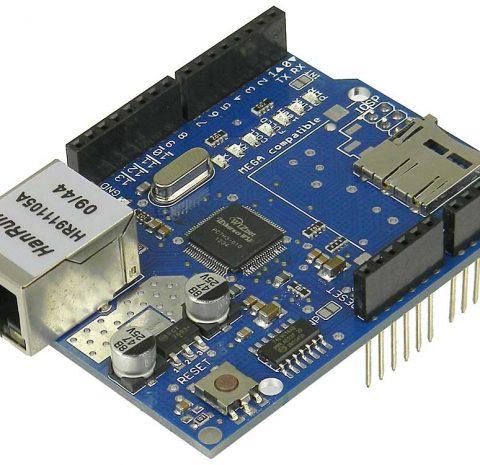 Arduino W5100 Eth Shield