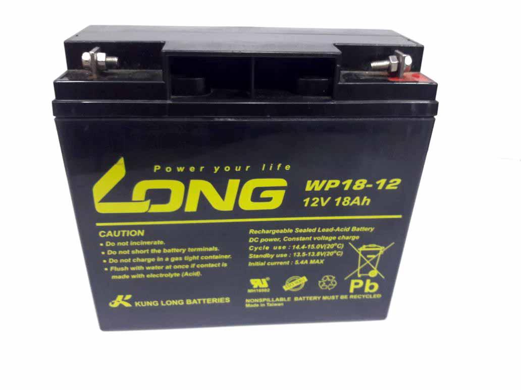 12v 18ah Battery >> Modern Electronics